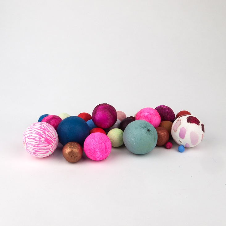 Ball collections